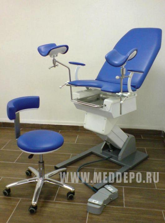 Как смотрит гинеколог